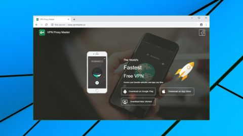 VPN Proxy Master review | TechRadar