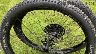 Can you still make a competitive XC race wheel out of metal for under £400? Hunt reckons you can but what does our test editor Guy Kesteven think after a couple of months hard work?