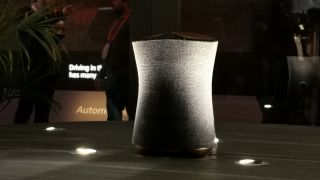 Don't be surprised if you see this speaker out on store shelves this time next year.