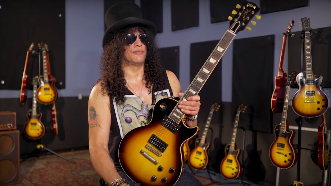 Slash and Gibson Unveil Limited Edition