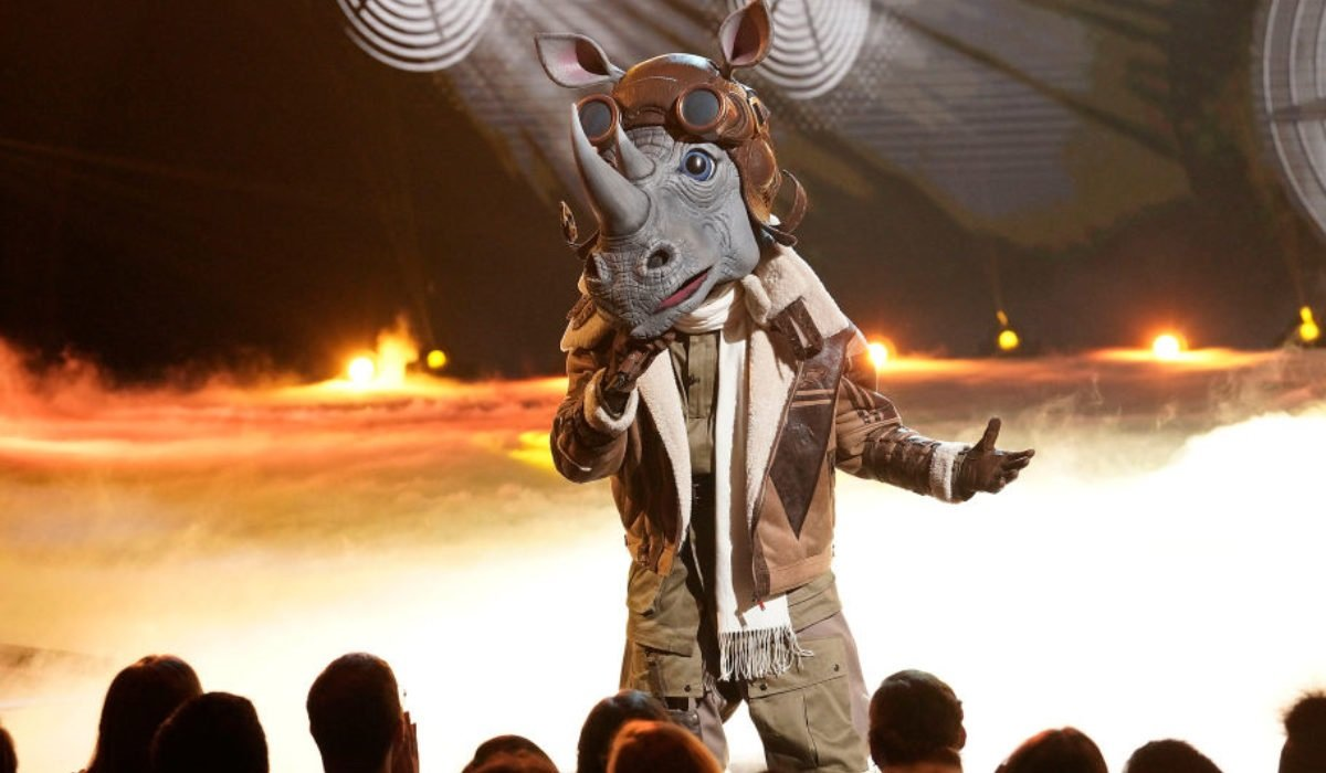 The Rhino The Masked Singer Fox