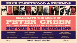 Mick Fleetwood and Friends poster