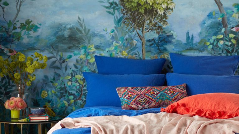 12 Blue Bedroom Ideas To Inspire A Restful Refresh Real Homes