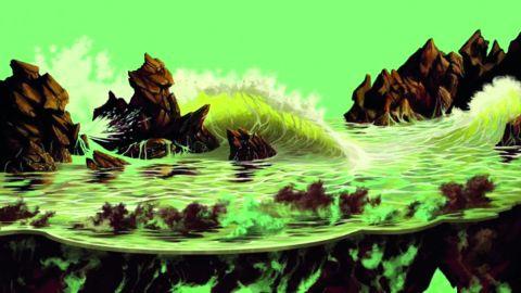 Cover art for Elder - Reflections Of A Floating World album