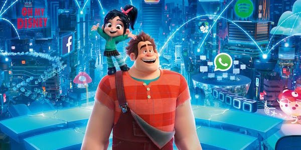 Why Sarah Silverman Loves Recording Her Ralph Breaks The Internet Lines With John C Reilly Cinemablend