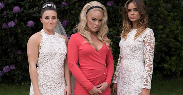 Will Esther Bloom and Kim Butterfield's wedding go ahead in Hollyoaks?