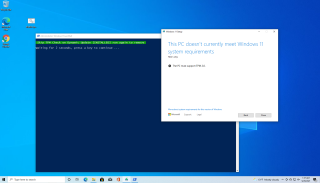 How to Bypass Windows 11's TPM Requirement