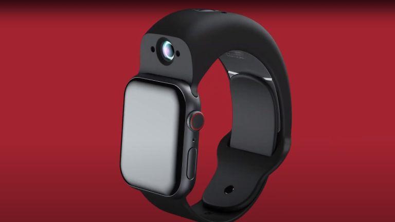 Apple Watch Wristcam Attachment
