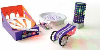 Littlebits' Gizmos and Gadgets Kit