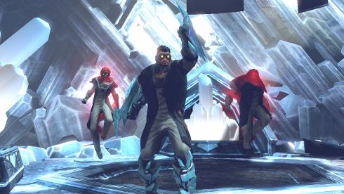 Kneel Before Zod In DC Universe Online Update 6 #19703