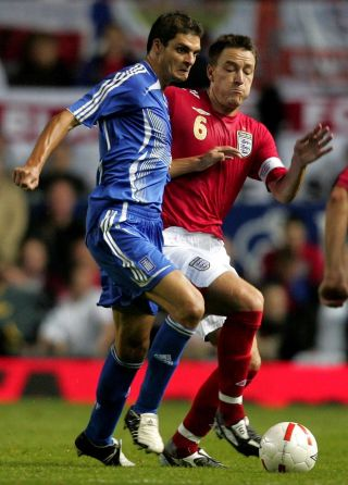 SOCCER – Friendly International – England v Greece – Old Trafford, Manchester.