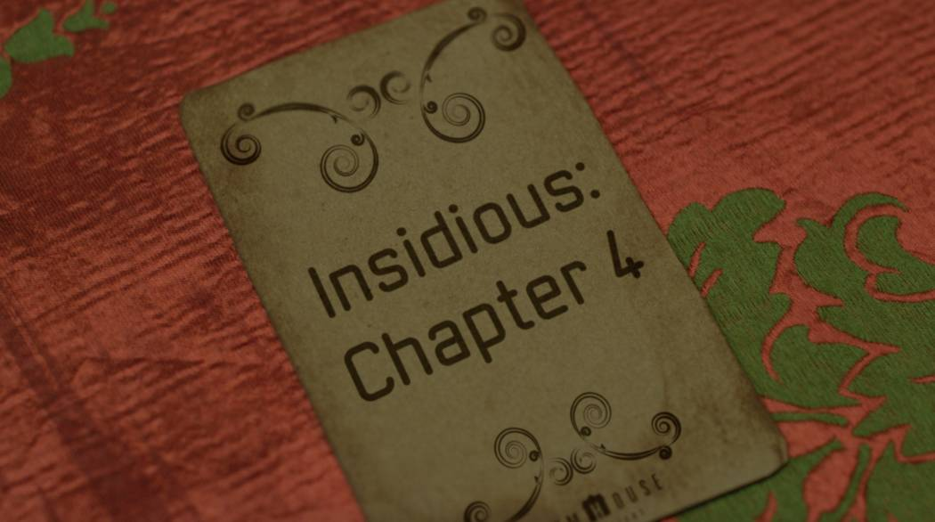 Insidious Chapter 4 Will Take Us Into The Further In 2017 Gamesradar