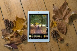 How to use the Photoshop Express app