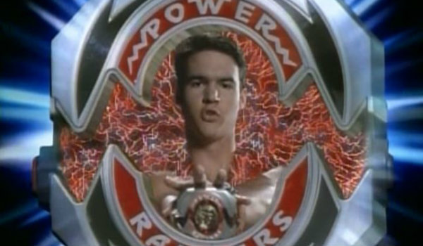 Jason Scott Power Rangers