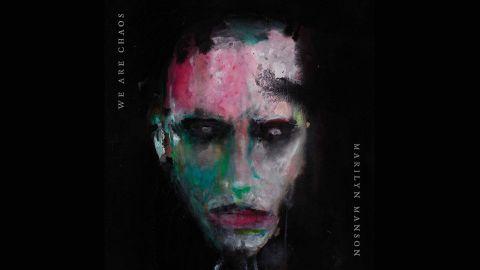 Marilyn Manson We Are Chaos album art