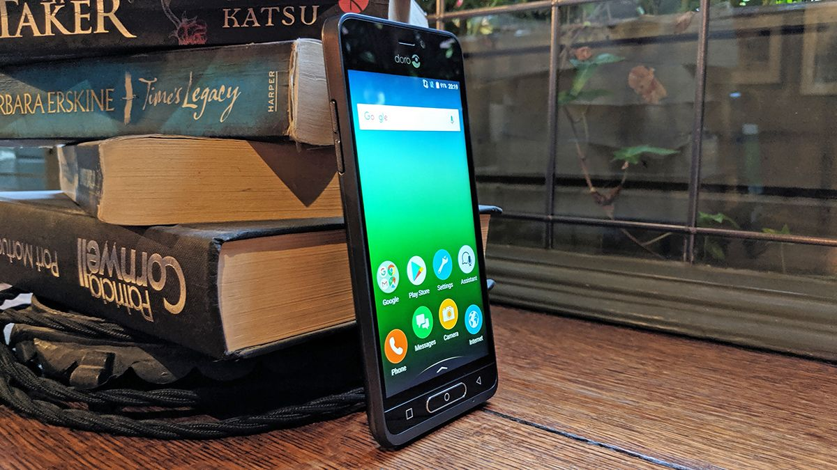 Doro 8035 review: an appealing smartphone for older users | T3