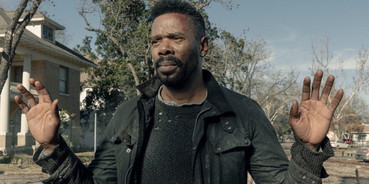 Colman Domingo in Fear The Walking Dead