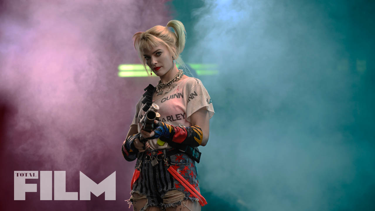 Margot Robbie Unleashes Mayhem As Harley Quinn In These Exclusive New Birds Of Prey Images Gamesradar