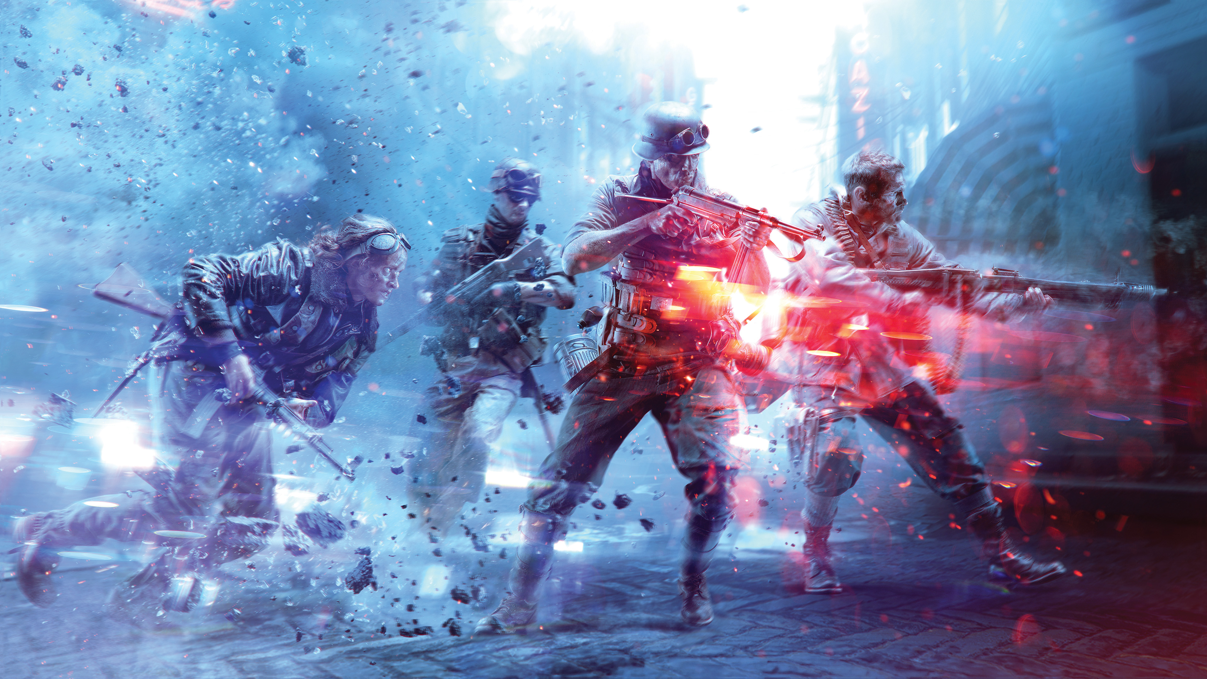 Battlefield 5: Firestorm players are struggling to find