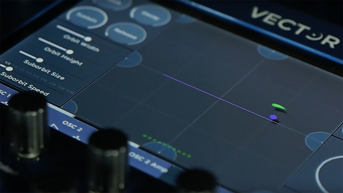 The Vector hybrid synth enters into early production and more specs are revealed