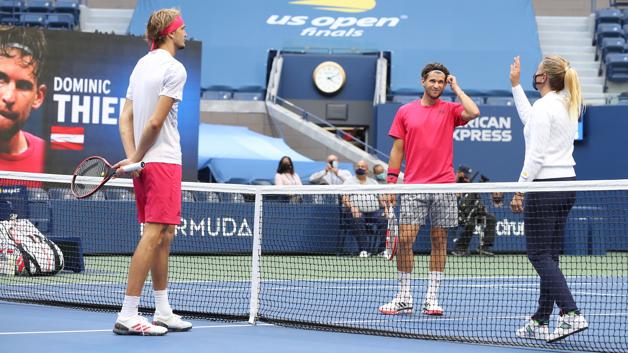 Dominic Thiem vs Alexander Zverev live stream: how to watch US Open final tennis from anywhere thumbnail