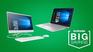 Hp S Massive Fall Sale Offers Big Savings On Desktop And Laptop Deals This Weekend Techradar