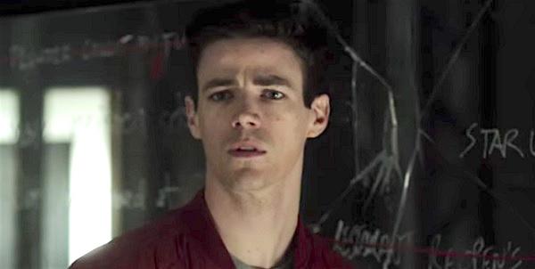 Barry Allen The Flash Season 3 Dies