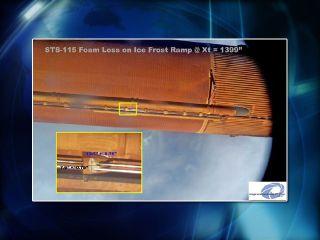 Shuttle Atlantis in Good Health for ISS Docking