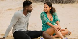 Netflix Star Christina Milian And More Resort To Love Cast Talk 'Gift' Of Shooting In Mauritius During The Pandemic