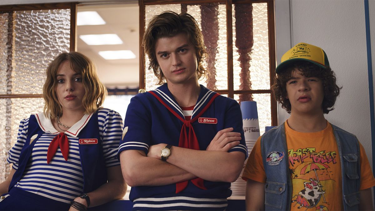 "Stranger Things writers share the five movies that will ""in some way"" relate to season 4"