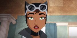 Harley Quinn's Catwoman Actress Has Purr-fect Response To DC's Oral Sex Restriction