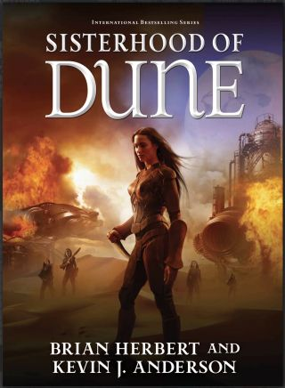 Dune's Bene Gesserit Getting Their Own TV Show