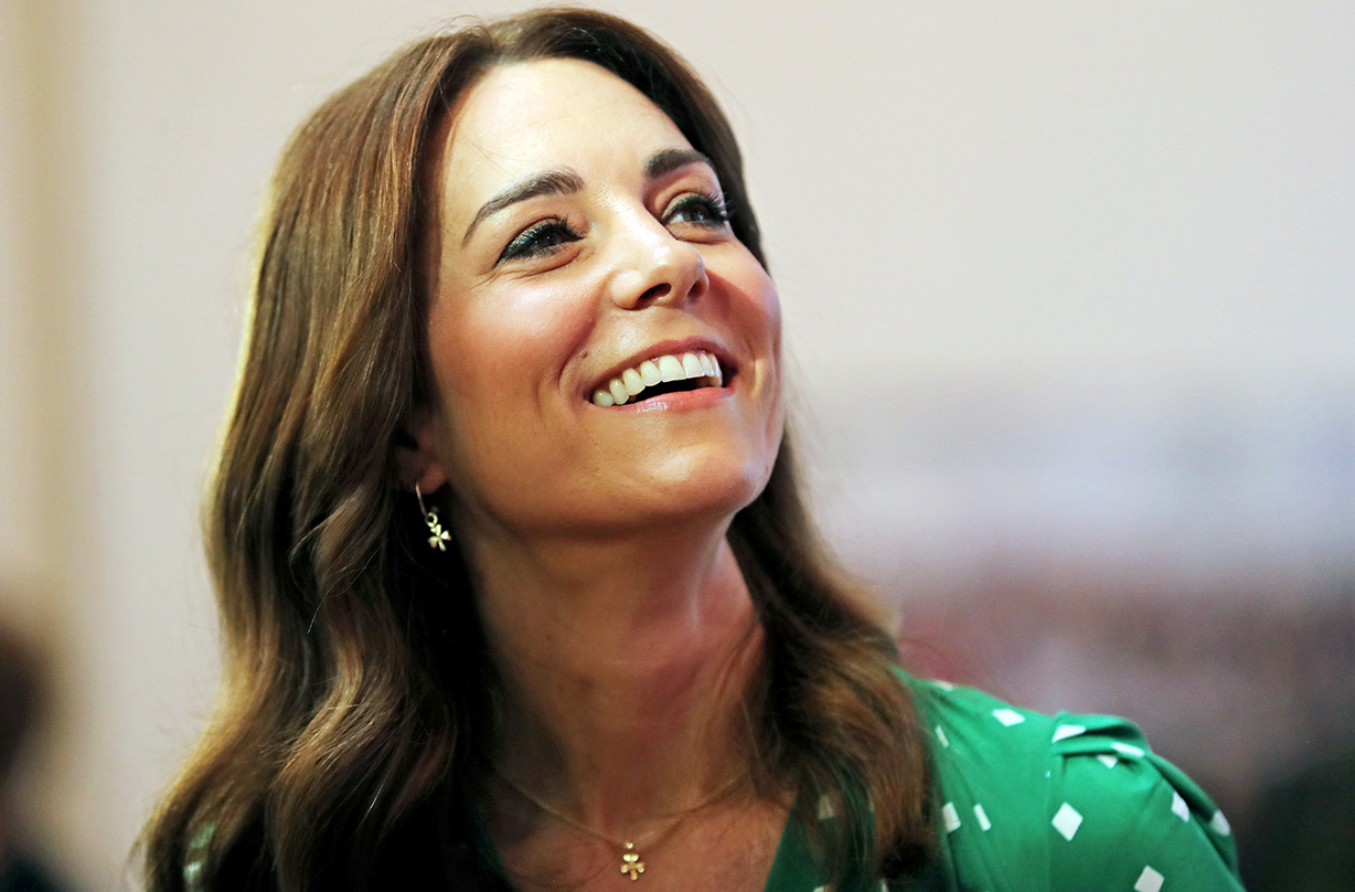 kate middleton lockdown outfits hidden meaning nhs support
