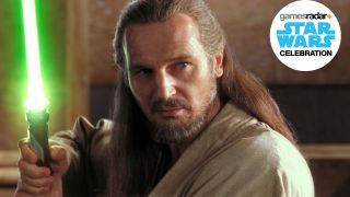 Liam Neeson jokes about reprising his Star Wars role in a