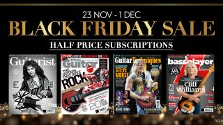 Black Friday subscriptions