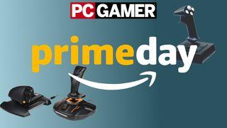 Amazon Prime Day flightstick deals