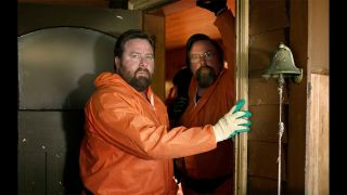 Clayton and Shane Jacobson plot murder