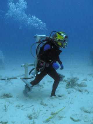 NASA's NEEMO 9: Remote Surgery and Mock Moonwalks on the Sea Floor