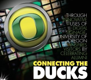 CONNECTING THE DUCKS