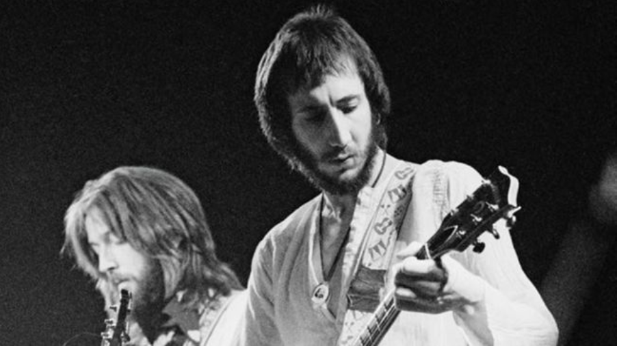"The Secrets Behind Pete Townshend's Tone on The Who's ""Won't Get Fooled Again"" 