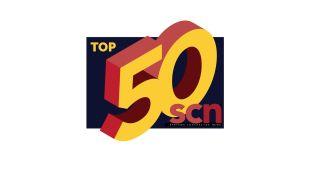 SCN Top 50 Logo