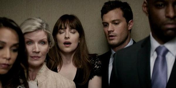 50 Shades Darker Elevator Scene