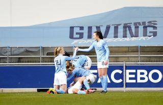 Manchester City v Reading – FA Women's Super League – Academy Stadium
