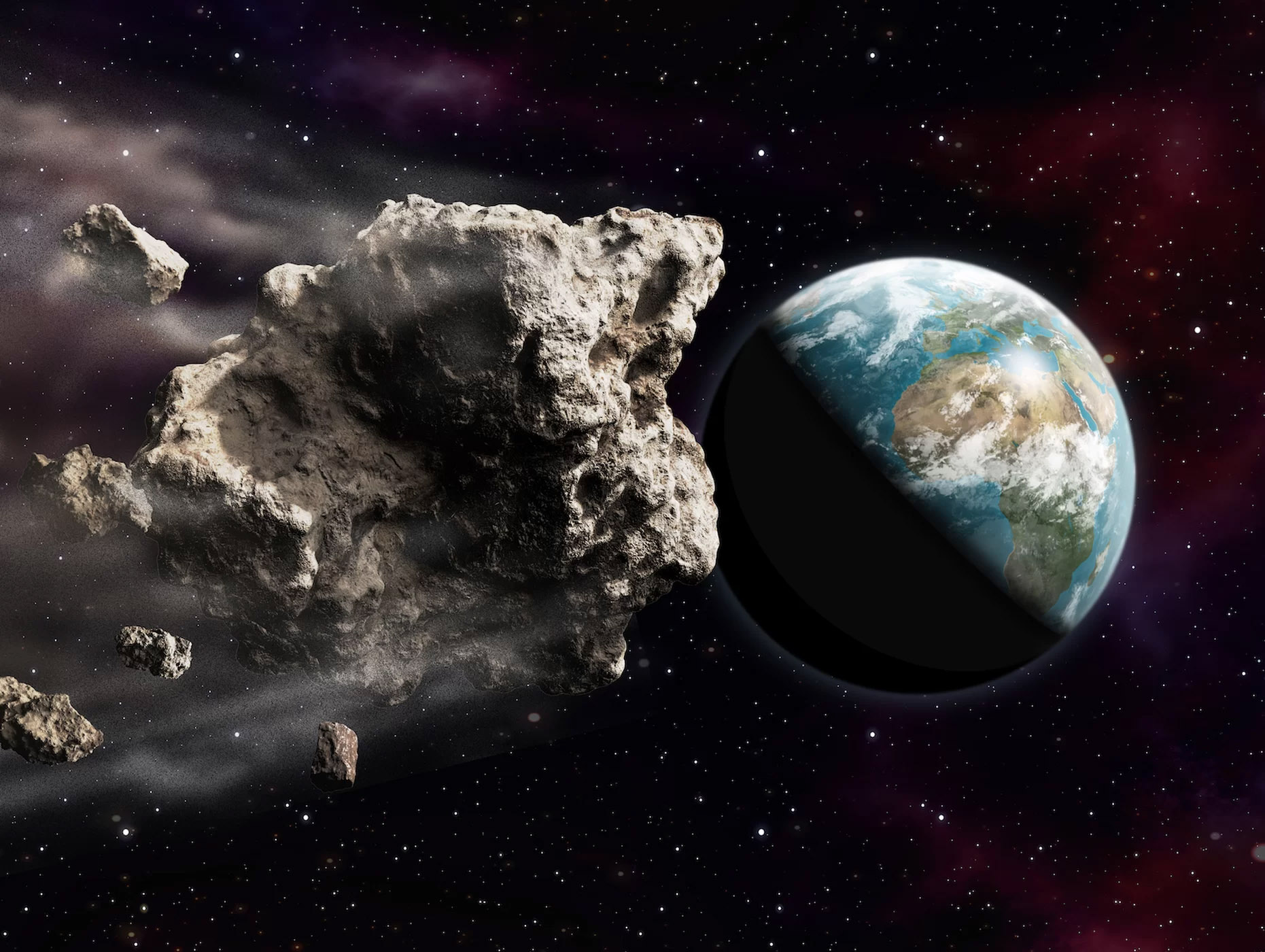 This Asteroid Has a 1-in-7,000 Chance of Hitting Earth This