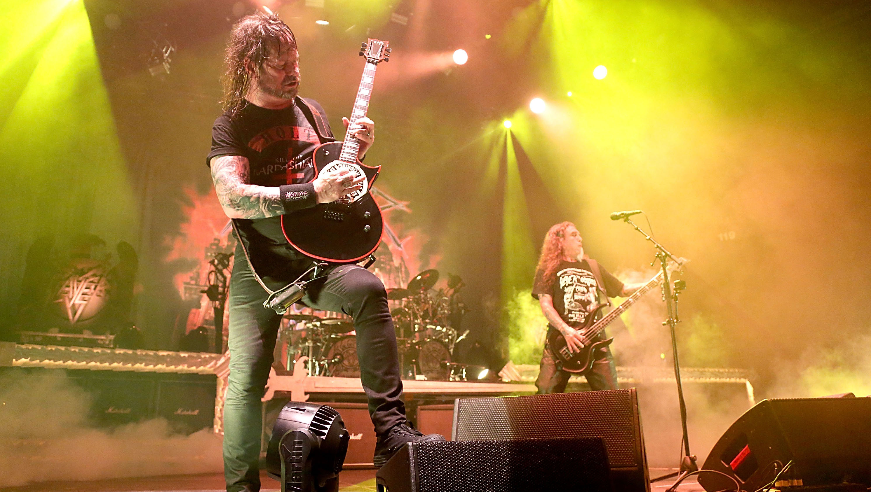 Listen to Slayer and Exodus Guitarist Gary Holt Play His