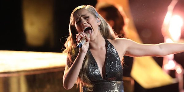 Why The Voice Winner Brynn Cartelli Chose Adele's Skyfall For Her