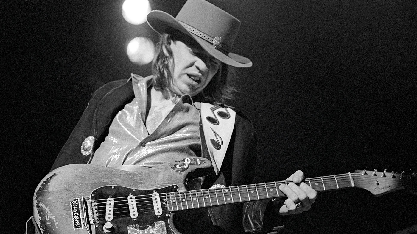 5 guitar tricks you can learn from Stevie Ray Vaughan
