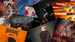 Which metal album takes your top spot this year?