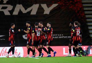AFC Bournemouth v Swansea City – Sky Bet Championship – Vitality Stadium