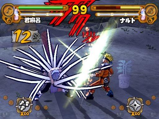 Namco Announces Naruto: Ultimate Ninja 3 #447